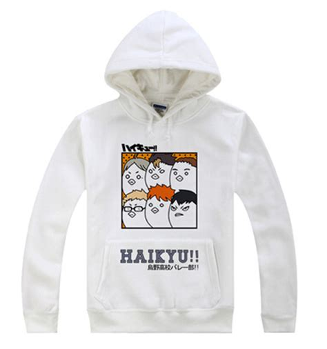 Sweater Hoodie Fly Haykyuu haikyuu karasuno high school hoodie unisex clothing sweatshirts in hoodies