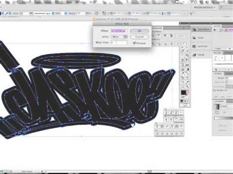 tutorial illustrator graffiti graffiti letters tutorial adobe illustrator youtube