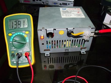 how to use a car battery to power lights 11 best images about pc power supply ideas on