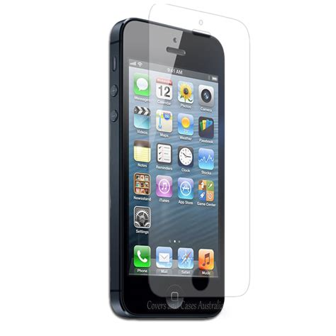 Screen Protector For Iphone 5 Clear Clear Lcd Screen Protector For Apple Iphone 5 5s Se 5c