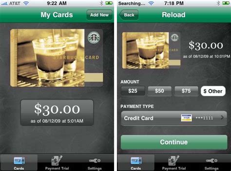 How Much Is Left On Starbucks Gift Card - starbucks does iphone right premiers starbucks card mobile app appency mobile