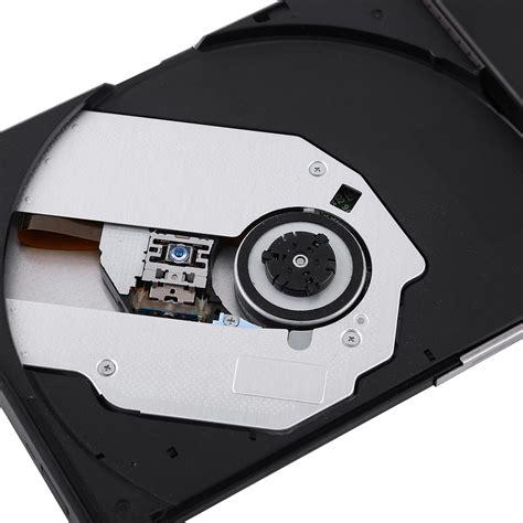 Diskon Dvd Rw Pc usb2 0 lightscribe dvd rom cd dvd rw burner external drive for pc laptop macbook ebay