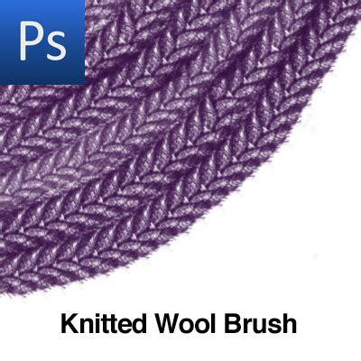 knit pattern photoshop brushes knitted wool by cwdigital on deviantart