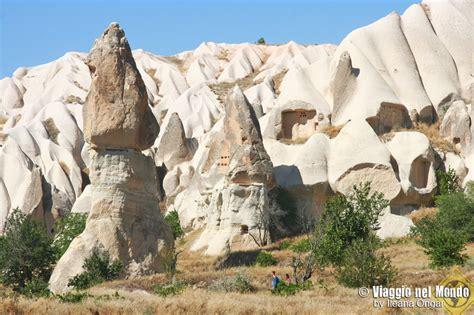 camini delle fate cappadocia turchia cappadocia g 246 reme e i camini delle fate viaggio nel mondo