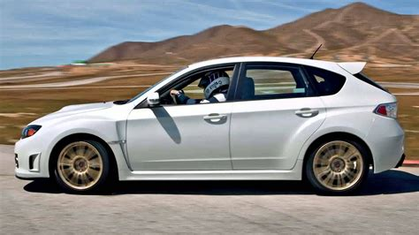 subaru wrx hatch white 2008 subaru impreza wrx sti youtube