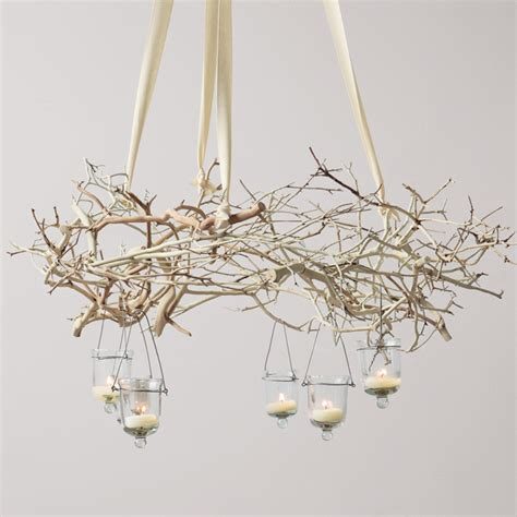Branch Chandelier Diy 20 Insanely Creative Diy Branches Crafts Meant To Sensibilize Your Decor