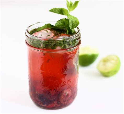 frozen mojito recipe frozen cherry mojitos recipe dishmaps