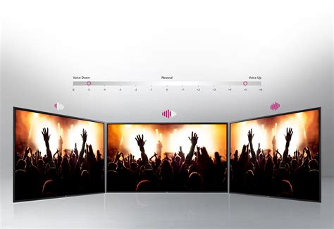 Tv Led Lg 49 Lh 540t Hd Tv Flat Design Metalic Promo Murah lg hd tv 49lh602v td