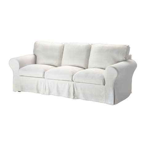 Ektorp Sofa Cover Sten 229 Sa White Ikea White Sofa Cover