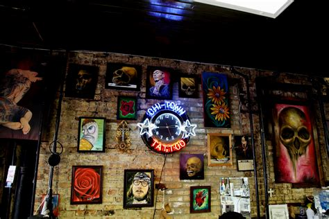 tattoo parlor in chicago chicago tattoo body piercing shop chitown custom