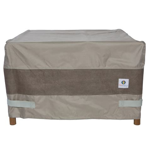 Square Firepit Cover Duck Covers Elite Square Pit Cover 40 Inch Square Pit Cover Garden