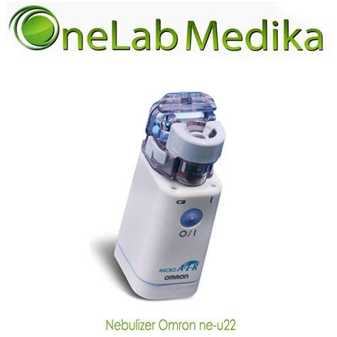 Omron Mesh Nebulizer Ne U22 Alat Uap Uap Pernafasan nebulizer omron ne u22 onelab medika