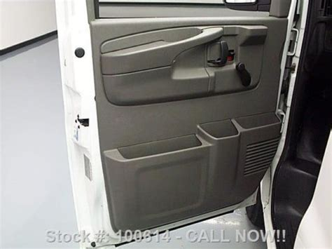 automobile air conditioning service 2000 chevrolet express 2500 windshield wipe control buy used 2013 chevy express cargo van v6 air conditioning 25k mi texas direct auto in stafford