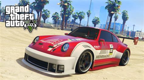 retro porsche custom quot pfister comet retro custom quot sports car gta 5