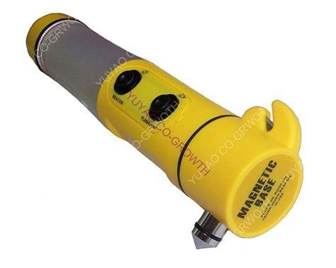 Safety Hammer Flashlight china car emergency safety hammer with flashlight and beacon 23 china emergency hammer
