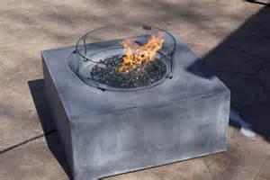 Concrete Firepit Portfolio Concrete Pits Ageless Concrete