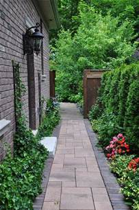 Landscape Ideas Between Houses Best 25 Side Yards Ideas On Side Yard