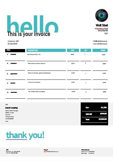 design invoice uk 40 best invoice templates images on pinterest invoice