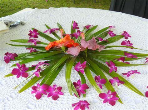 Hawaiian Table Decorations Ideas by Duvasi Hawaiian Weddings Ideas Hairstyles