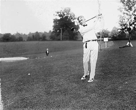 bobby jones swing bobby jones swinging a club golfblogger golf blog
