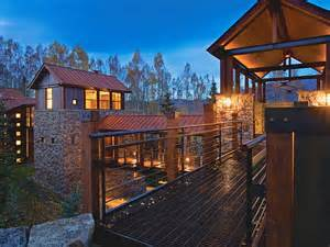 house plans colorado the bridge contemporary mountain retreat in telluride
