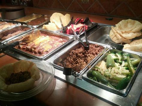 taco salad buffet yelp