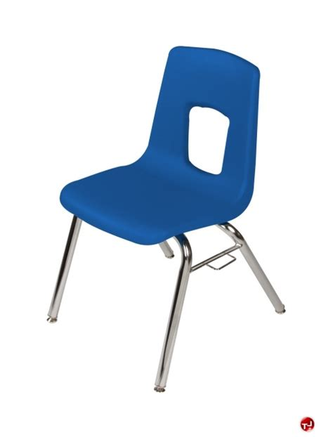 Plastic Student Chairs by The Office Leader Artco Bell Uniflex P7100 Series 7105