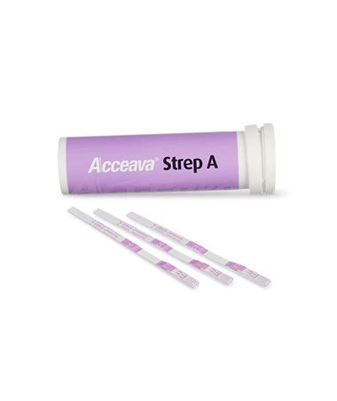 alere acceava strep a rapid test save at tiger inc