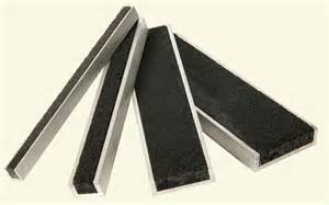 Stair Tread Safety Strips by Stair Nosing Inserts Altread Safetytread