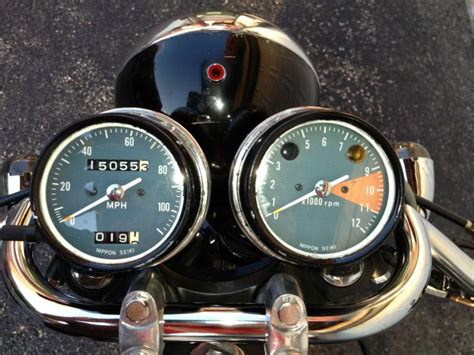 buy 1973 honda cl350 cb350 cafe racer excellent on 2040 motos
