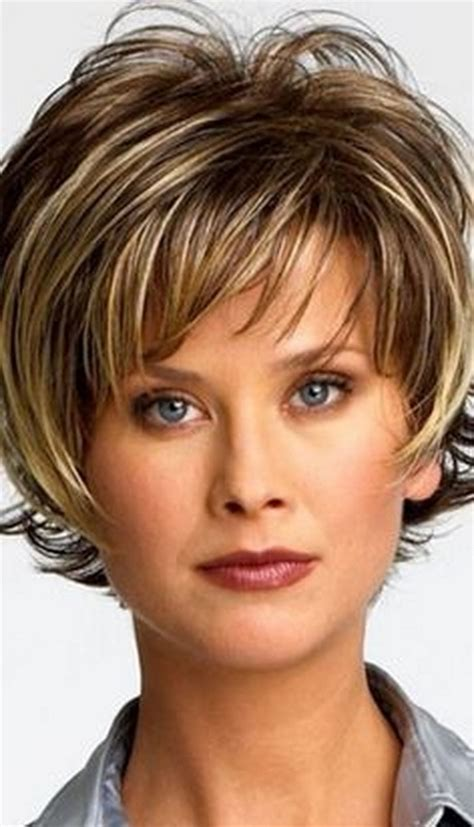best hair styles for round faces over 30 years short hairstyles for women over 30