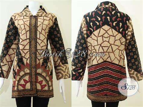 Kemeja Batik Slimfit Cbl 164 Premium blus batik premium kwalitas bagus dan mewah pakaian batik untuk kondangan bls1478t