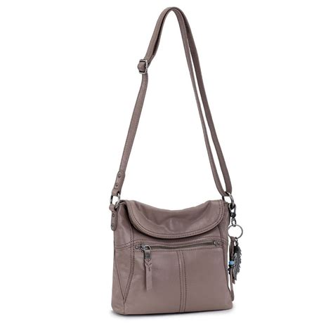 Flap Crossbody Bag the sak esperato flap crossbody handbag ebay
