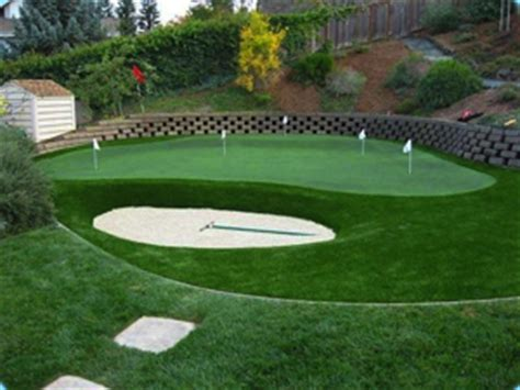 Backyard Greens by Progreen Backyard Practice Putting Green
