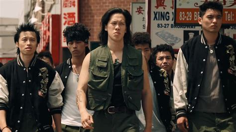 movie gangster new york revenge of the green dragons toronto review the
