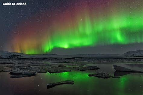 when are the northern lights northern lights at j 246 kuls 225 rl 243 n glacier lagoon guide to