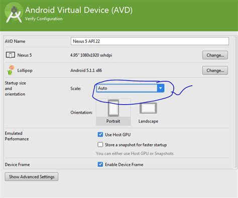 android studio layout clickable how to resize the avd emulator in android studio stack
