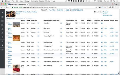 Interior Design Software Designerlogic Cloud Interior Designer List