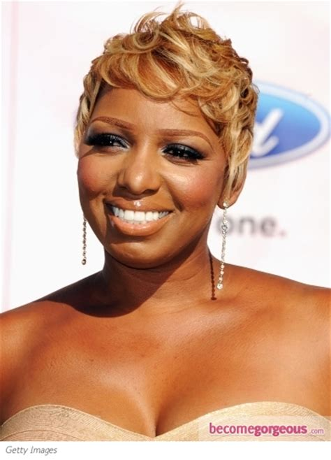become gorgeous pixie haircuts pictures 2011 bet awards hairstyles nene leakes blonde