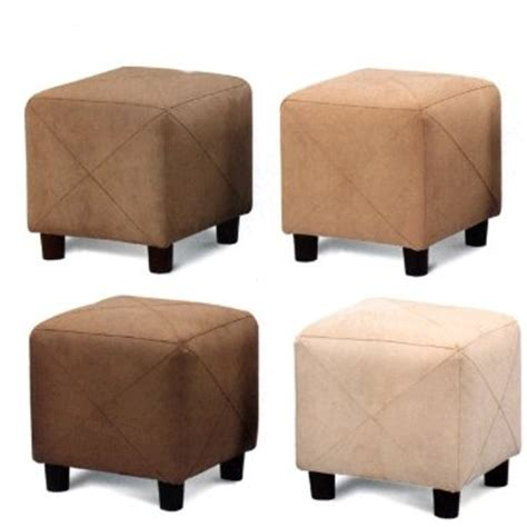cheap footstools and ottomans cheap ottomans and footstools rating review microfiber