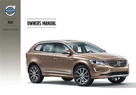 volvo xc owners manuals