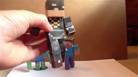Minecraft Papercraft Collection - minecraft papercraft collection update