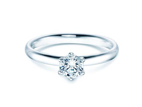 Verlobungsringe Wei Gold by Verlobungsring Weissgold 430613 Diamant 0 50 Ct
