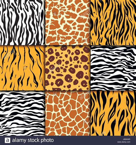 colorful cheetah print seamless pattern with cheetah skin vector background