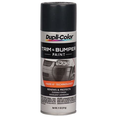 dupli color 174 trim bumper paint charcoal 11 oz tp tools equipment