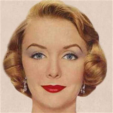 hair and makeup in the 1950s fifties hair and makeup makeup vidalondon