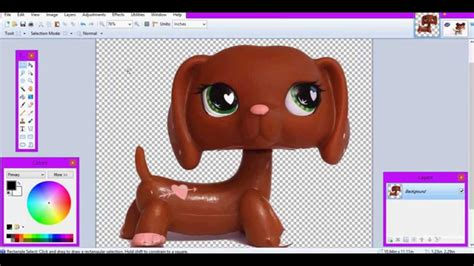 lps background lps editing basics 1 removing the background