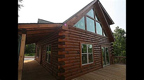 Shell Cabins by Sold Custom Log Cabin Shell For Sale Sold