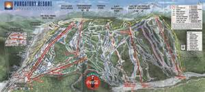 purgatory durango mountain resort skimap org