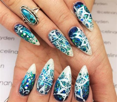 Cool Nail Designs by Top 30 Trendy Nail Designs You Would To Flaunt